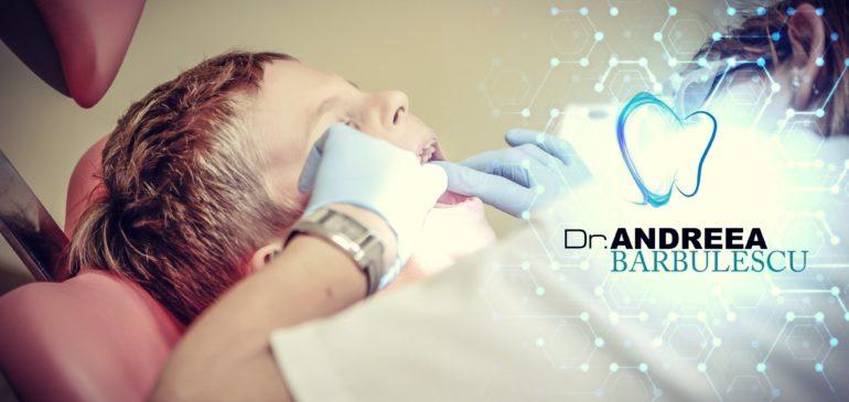 Tratamentul endodontic la dintii de lapte