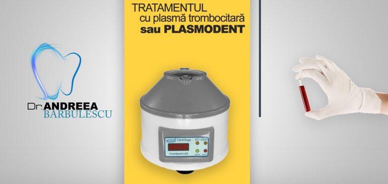 Tratamentul cu plasmă trombocitară sau PLASMODENT